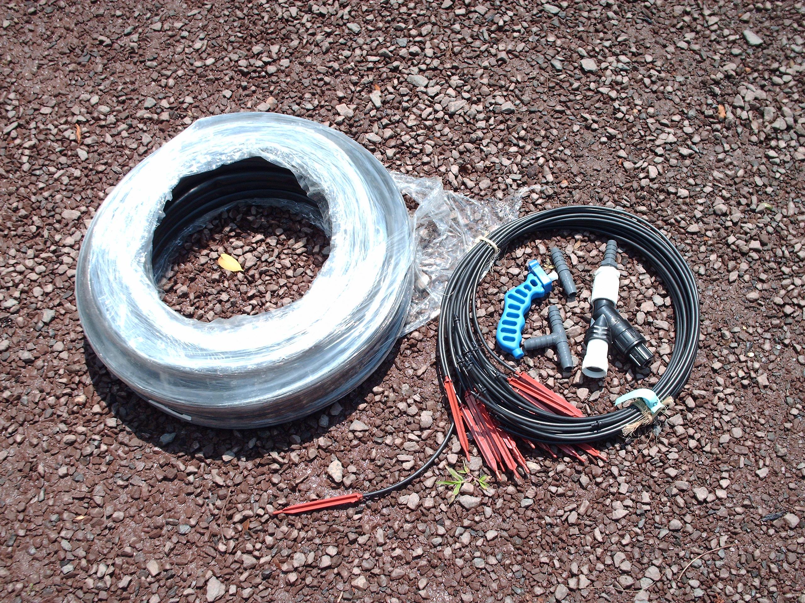 We supply drip irrigation kits